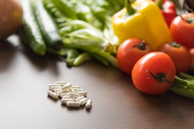 不足しがちな栄養素
